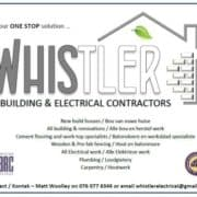 Whistler Building & Electrical Contractors