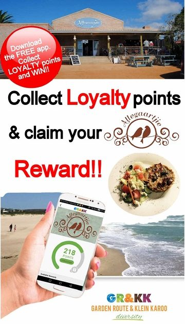 Allegaartjie Loyalty Points