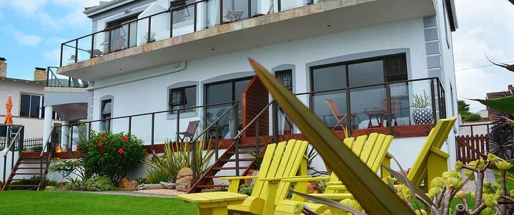Classical View Guest House and B&B in Dana Bay