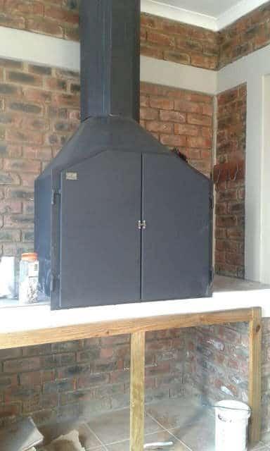 Fynbos Home Management & Repairs -Braai & Cupboards