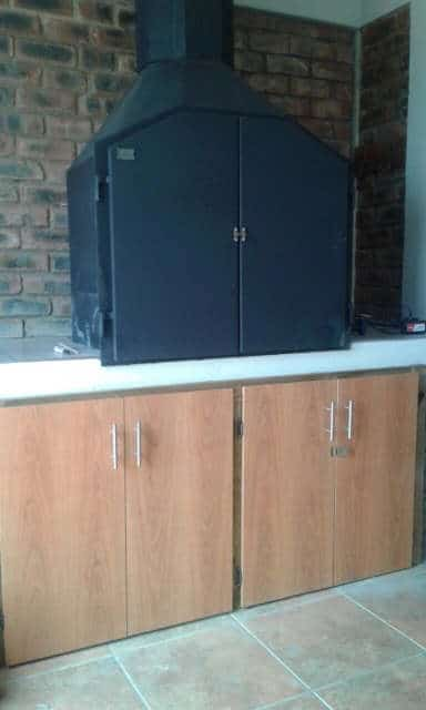 Fynbos Home Management & Repairs -Braai & Cupboards