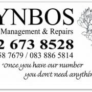 Fynbos Home Management & Repairs