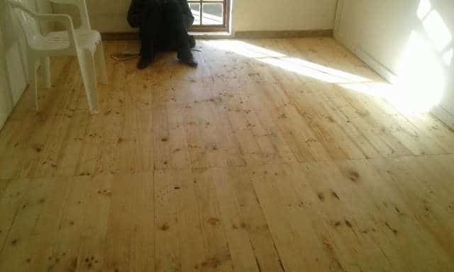 Fynbos Home Management & Repairs -Wooden Floor Restoration)
