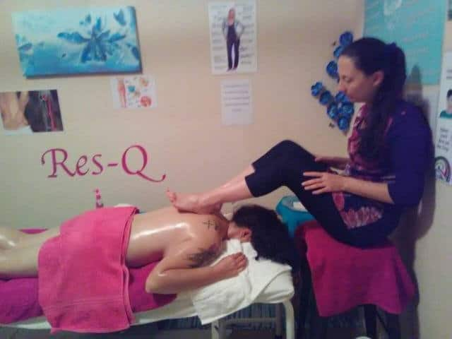 Res Q Massage Therapy Stilbaai