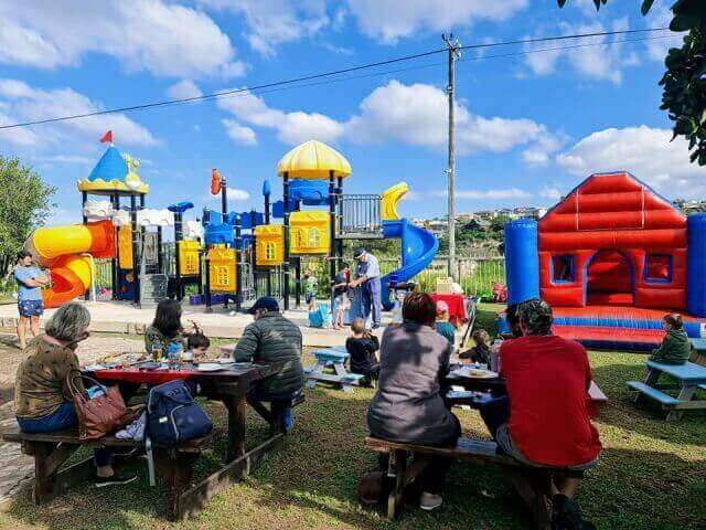 The Stables Kiddy Party Venue in Stilbaai