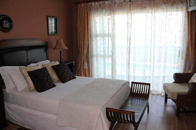 3 Clours Blue Bed and Breakfast