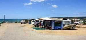 Witsand Caravan Park Middle Camp