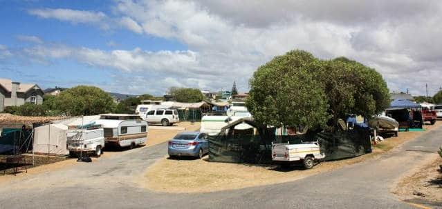 Witsand Caravan Park West Camp