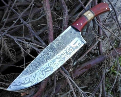 PVB Handmade Knives