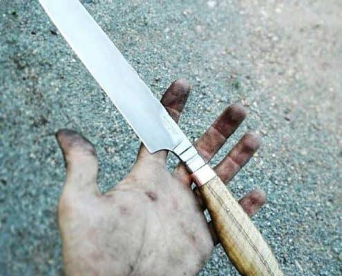PVB Knives - Carver Knife