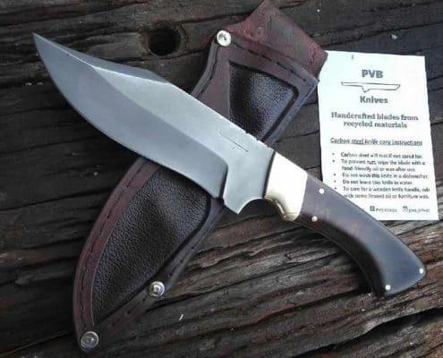 PVB Knives - Mini Bowie Knife