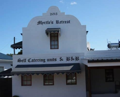 Myrtles Retreat Stilbaai