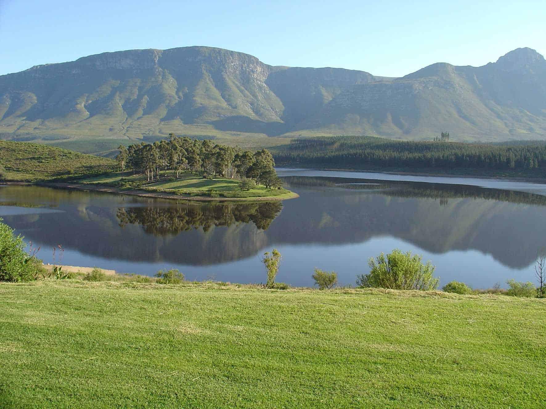 Riversdal Korente Dam