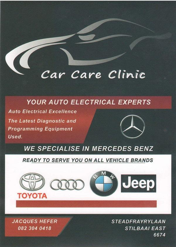 Car Care Clinic Auto Electrical