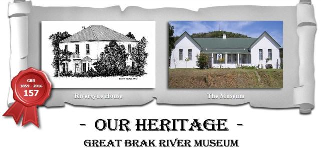 Great Brak River Museum