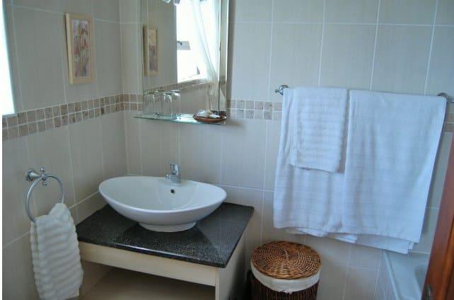 Mosselbos Roman bathroom