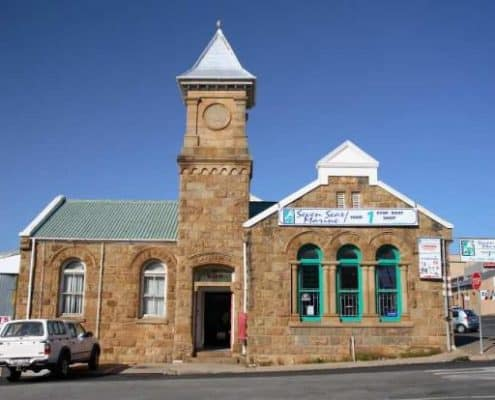 The Goods Shed Mossel Bay