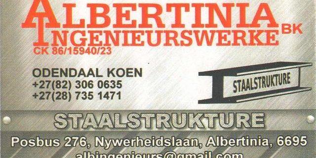 Albertinia Ingenieurswerke