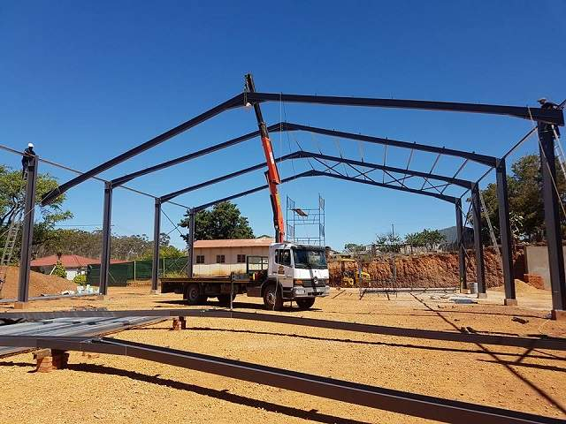 Albertinia Ingenieurswerke & Staalstrukture
