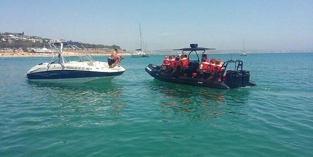 White Shark Parasailing Mossel Bay