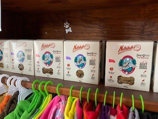Wags & Whiskers Doggy Parlour Nutribyte Dog Biscuits in Stilbaai