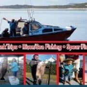 Fish Witsand - Witsand Fishing Charters WJ Crafts