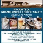 WJ Crafts Koffie 'n Kletz