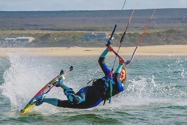 Witsand Kite surfing