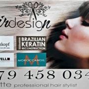 Hair Design Hair salon in Stilbaai