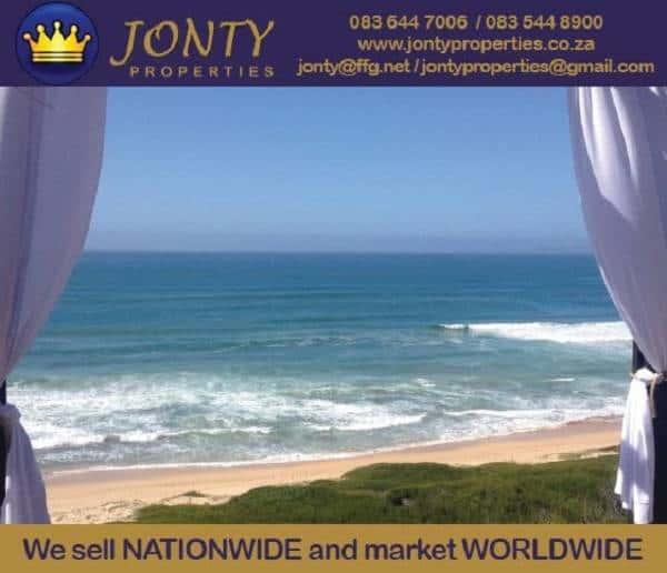Jonty Properties