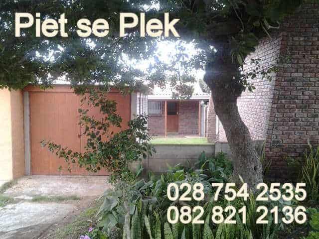 Piet se Plek