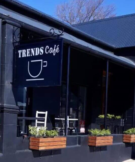 Trends Cafe Riversdale