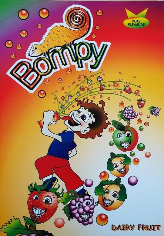 Era Bompy - Era Soda & Sappe