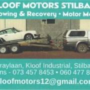 Kloof Motors Stilbaai