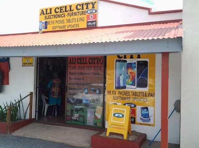 Ali Cellular City Cellular Repairs Stilbaai