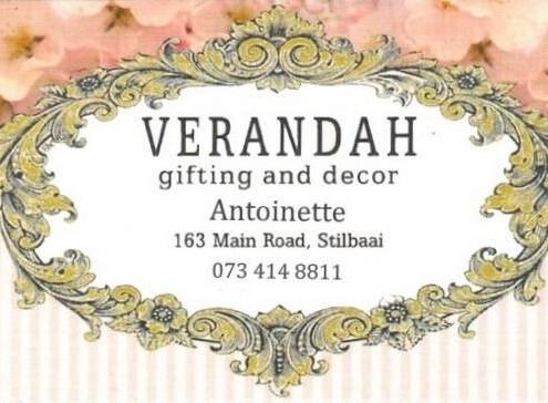 Verandah Decor & Gifts Shop
