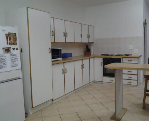 Paradise SC in Stilbaai Kitchen