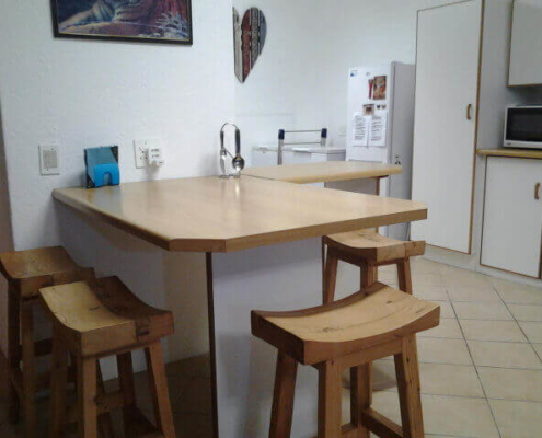 Paradise SC in Stilbaai Open plan kitchen