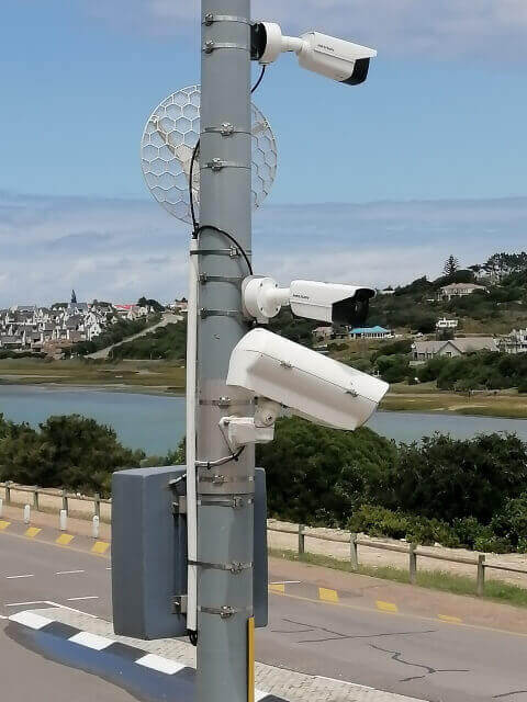 Stilbaai Security Network Bridge Cameras