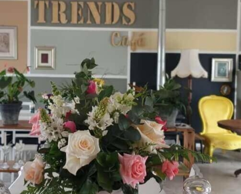 Trends Cafe Riversdale Decor