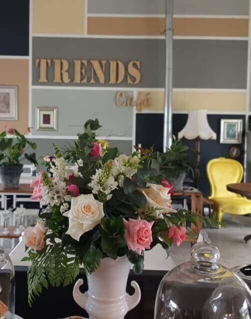 Trends Cafe Riversdale Decor