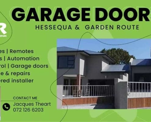 Garage Doors MHR in Hessequa & Garden Route