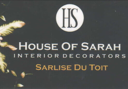 House of Sarah Interior Decorators