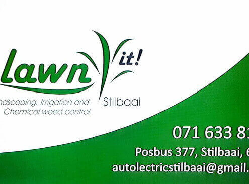 Lawn it - Instant Lawn in Stilbaai