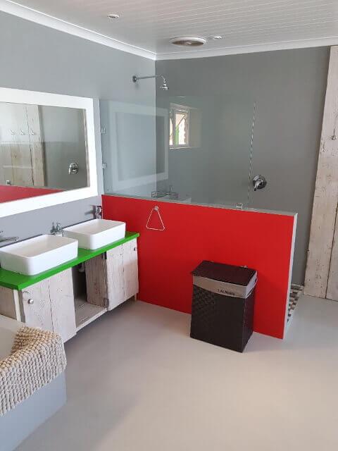Noorkapper7 Jongensfontein Holiday Home Bathroom