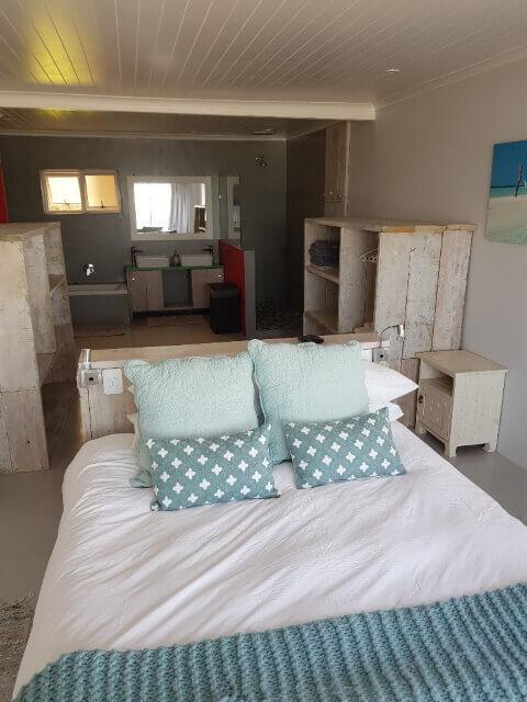 Noorkapper7 Jongensfontein Holiday Home Bed