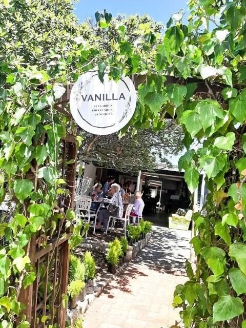 Vanilla Coffee Shop in Stilbaai