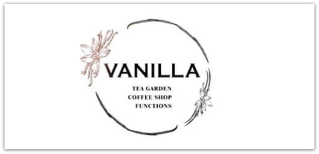 Vanilla Coffee Shop or Tea Garden
