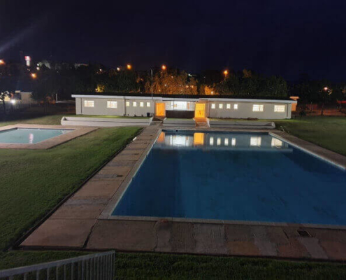 Dibiki Riversdal Swimming Pool