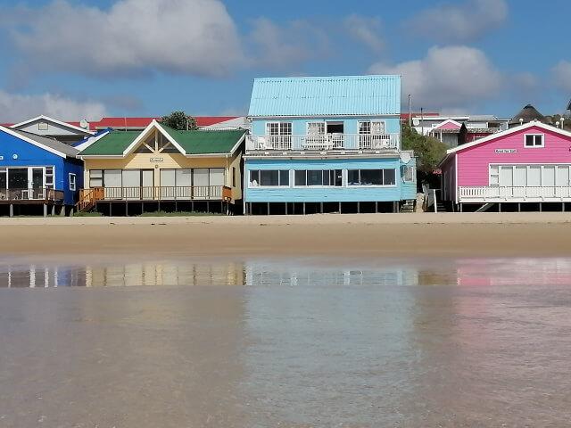 Die Blou Huis Beach House in Stilbaai
